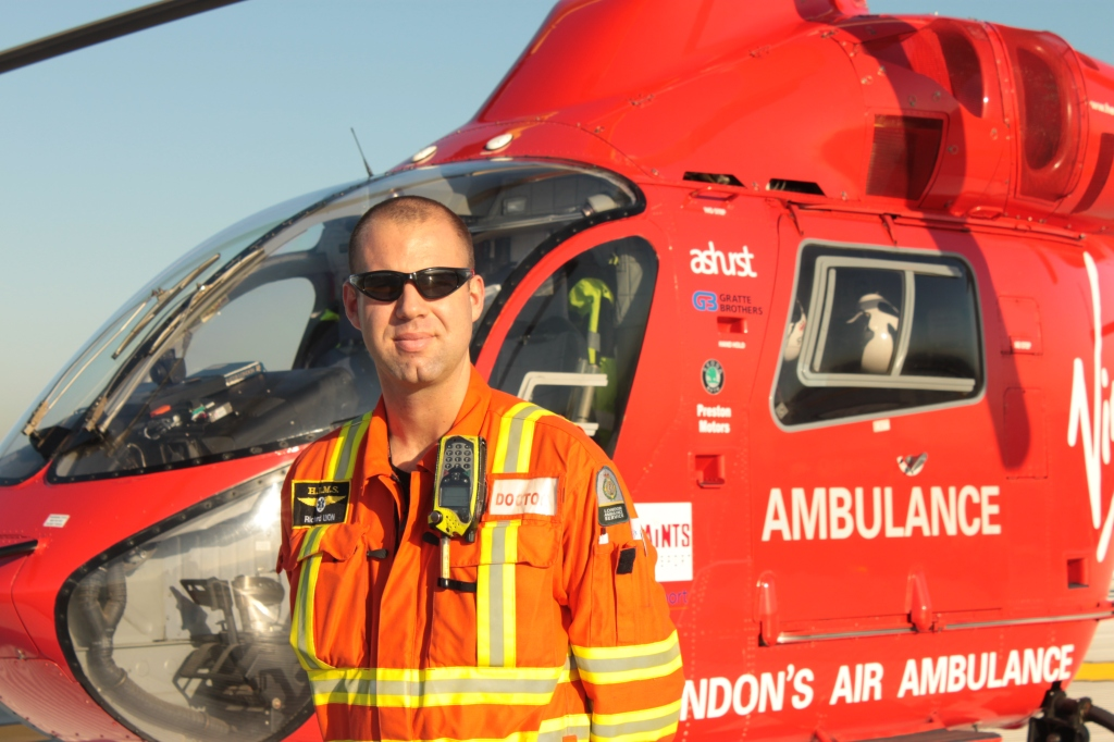 Dr Richard Lyon HEMS