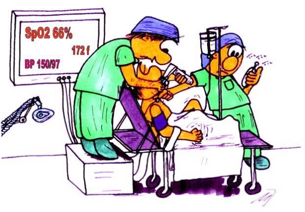 Rapid Sequence Intubation beim KindMartin Jöhr, Luzern, CH - KATZ'08