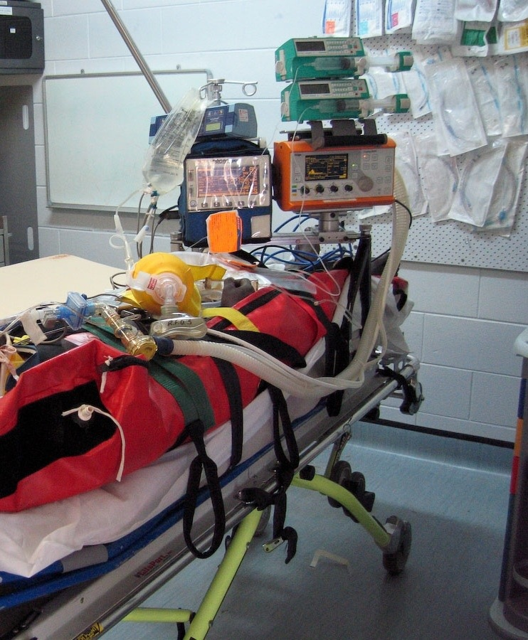Minimal Patient Handling A Faculty Of Prehospital Care