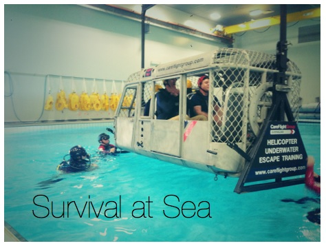 Survival at sea