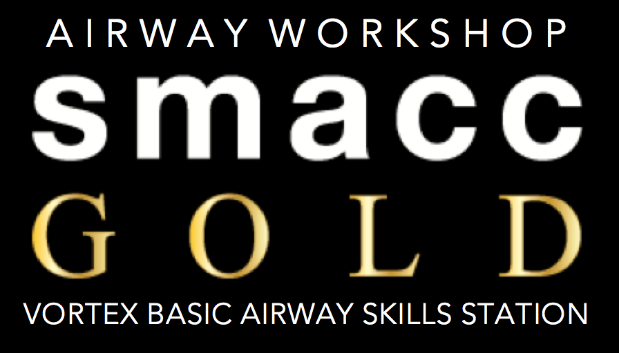 SMACC airway workshop logo