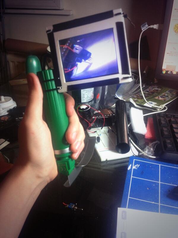 DIY Video laryngoscope by Dr Jakob Mathiszig-Lee