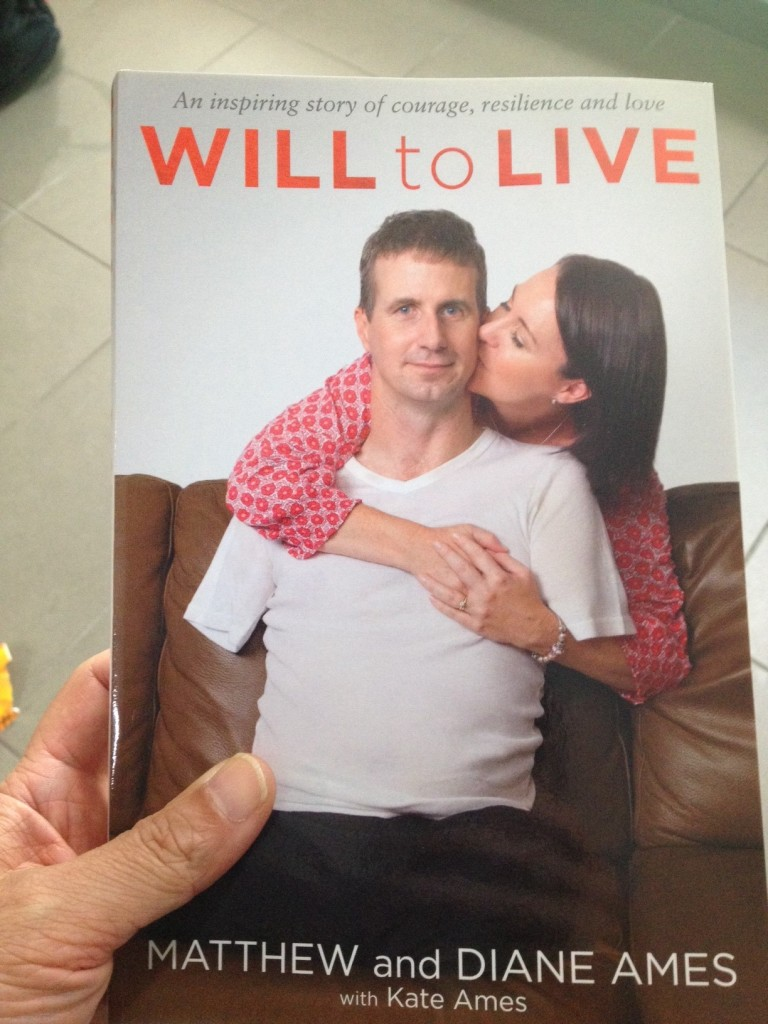 "Mathew & Diane Ames ""Will to Live"""