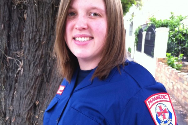 Cassie Smith-Moir Medical Student, Paramedic and sessional teacher