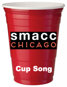 SMACC Cup by Dr Ken Milne