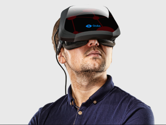 Actually these are just this guy's sunglasses. [via wired.com]