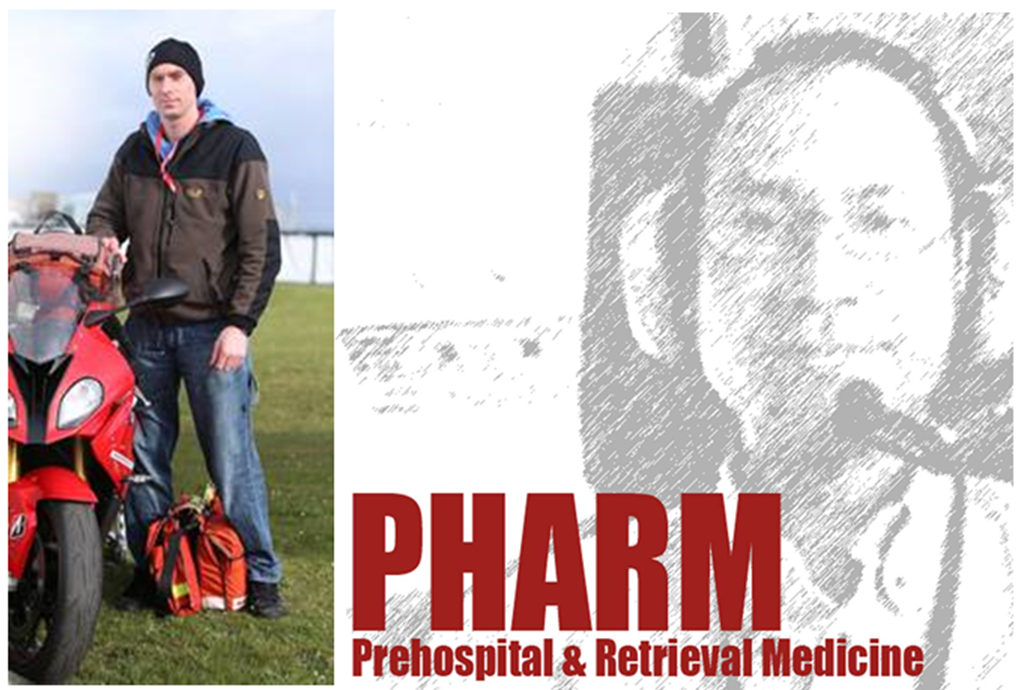 PHARM Prehospital and Retrieval Medicine Blog In Memory of Dr John Hinds