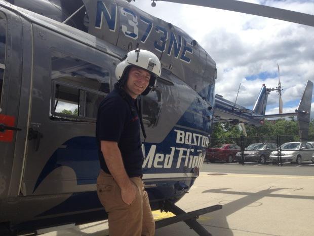 Dr Matt Friedman, EMS Medical Director, Brooklyn, New York